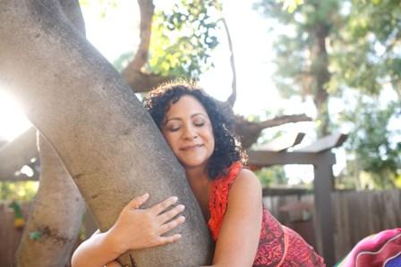 tree hugging n' loving